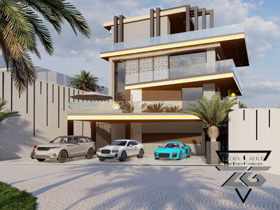 Land-Villa