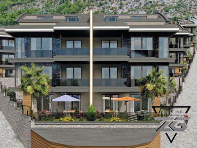 Semi Villa Apartments